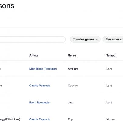 Facebook offre enfin une banque de sons gratuits
