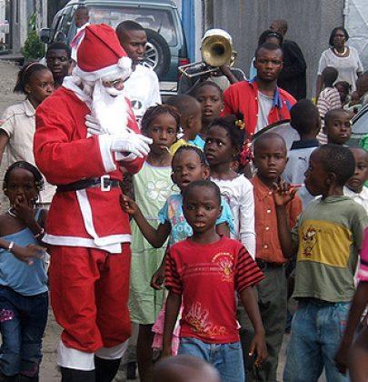 Il fut un temps où Kinshasa vibrait pendant les fêtes