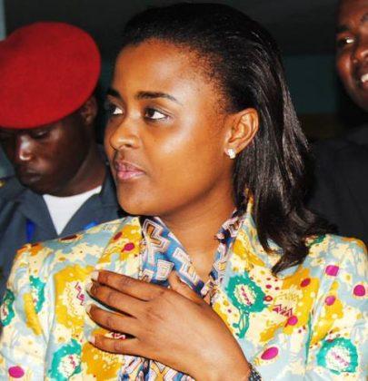 Francine Muyumba invalidé ?