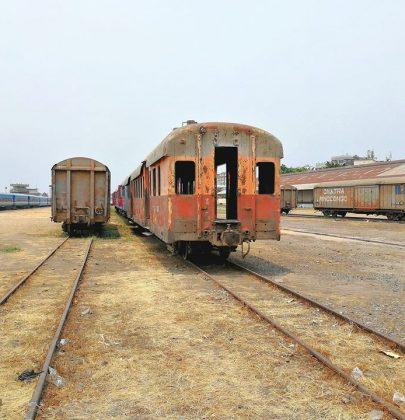 Transformer des vieux Wagons en salle de classe